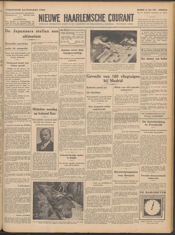 Nieuwe Haarlemsche Courant 1937-07-19