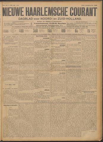 Nieuwe Haarlemsche Courant 1910-01-22