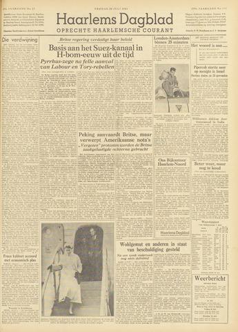 Haarlem's Dagblad 1954-07-30