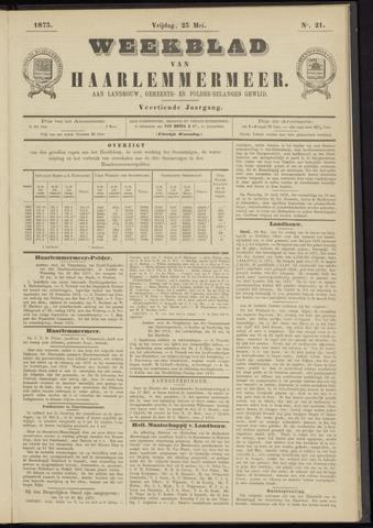 Weekblad van Haarlemmermeer 1873-05-23