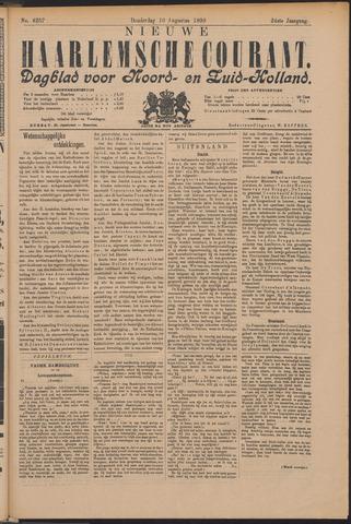 Nieuwe Haarlemsche Courant 1899-08-10