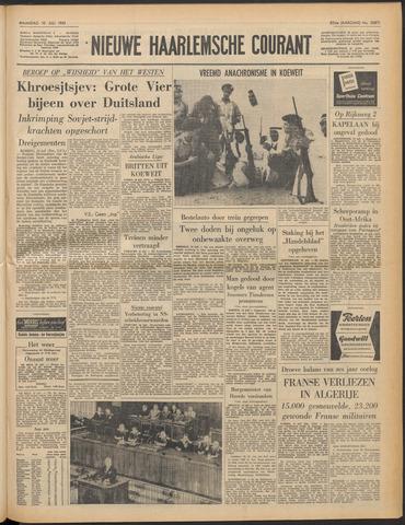 Nieuwe Haarlemsche Courant 1961-07-10