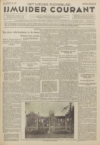 IJmuider Courant 1938-08-01