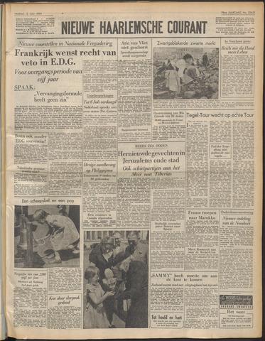 Nieuwe Haarlemsche Courant 1954-07-02
