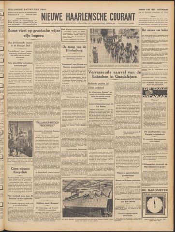 Nieuwe Haarlemsche Courant 1937-05-09