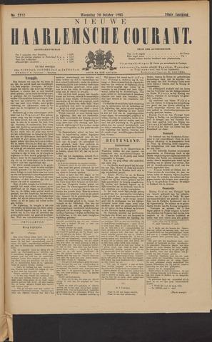 Nieuwe Haarlemsche Courant 1895-10-30
