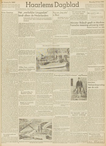 Haarlem's Dagblad 1947-03-19