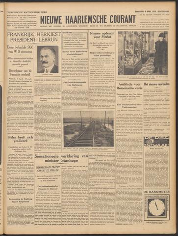 Nieuwe Haarlemsche Courant 1939-04-06