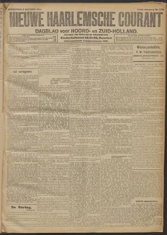 Nieuwe Haarlemsche Courant 1914-10-08
