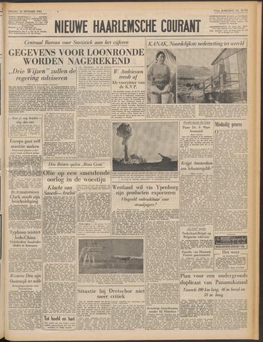Nieuwe Haarlemsche Courant 1953-09-25