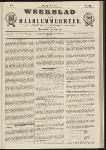 Weekblad van Haarlemmermeer 1872-05-24