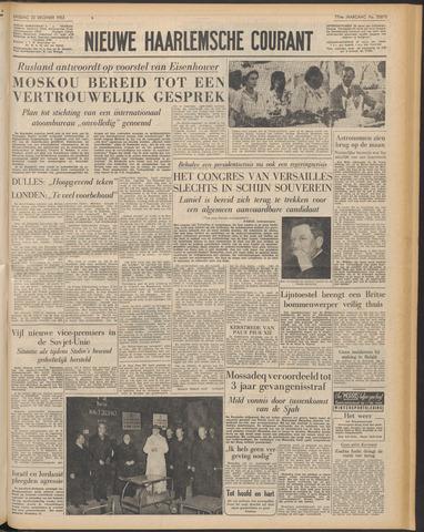 Nieuwe Haarlemsche Courant 1953-12-22