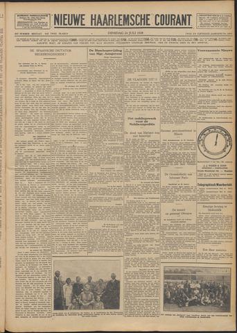 Nieuwe Haarlemsche Courant 1928-07-24