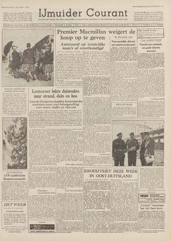 IJmuider Courant 1959-03-02