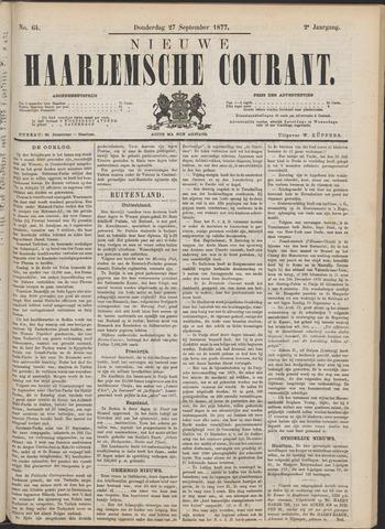 Nieuwe Haarlemsche Courant 1877-09-27