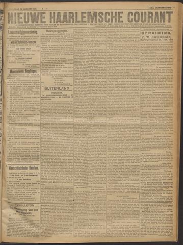 Nieuwe Haarlemsche Courant 1919-01-20