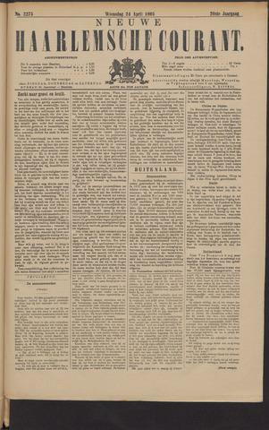 Nieuwe Haarlemsche Courant 1895-04-24