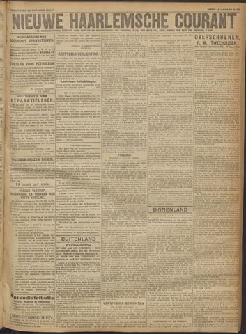 Nieuwe Haarlemsche Courant 1917-10-25