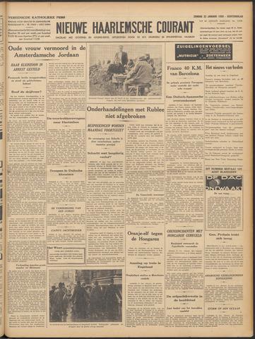 Nieuwe Haarlemsche Courant 1939-01-22