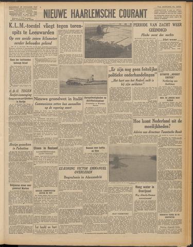 Nieuwe Haarlemsche Courant 1947-12-29
