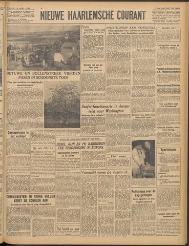 Nieuwe Haarlemsche Courant 1949-04-19