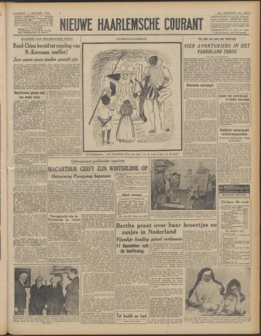 Nieuwe Haarlemsche Courant 1950-12-04