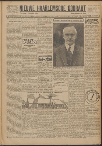 Nieuwe Haarlemsche Courant 1924-11-05