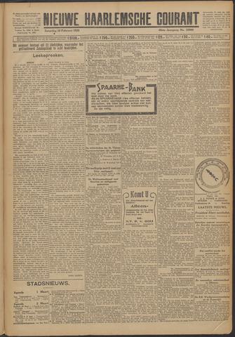 Nieuwe Haarlemsche Courant 1925-02-28