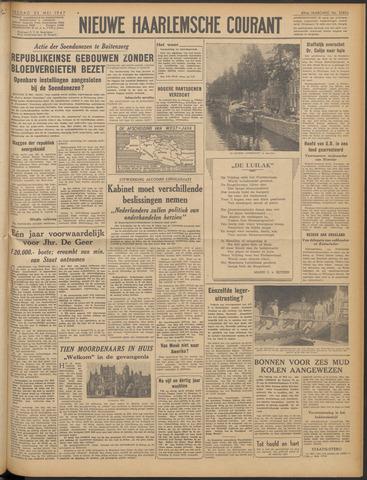 Nieuwe Haarlemsche Courant 1947-05-23
