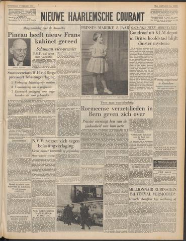 Nieuwe Haarlemsche Courant 1955-02-17