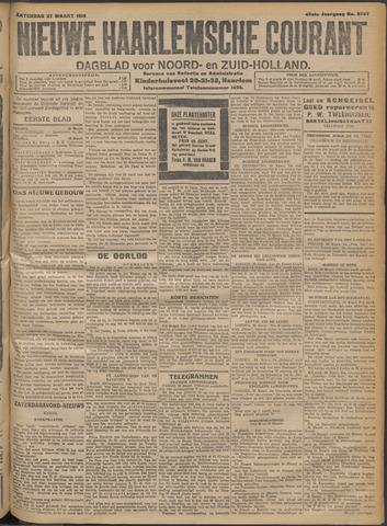 Nieuwe Haarlemsche Courant 1915-03-27