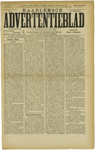 Haarlemsch Advertentieblad 1889-05-15