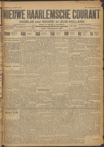 Nieuwe Haarlemsche Courant 1908-09-30