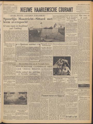 Nieuwe Haarlemsche Courant 1952-07-09