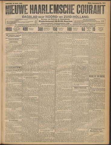 Nieuwe Haarlemsche Courant 1910-11-22