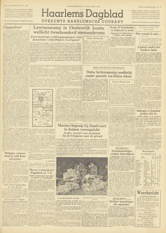 Haarlem's Dagblad 1954-01-14
