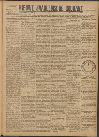 Nieuwe Haarlemsche Courant 1927-08-12