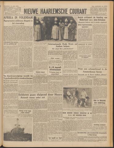 Nieuwe Haarlemsche Courant 1950-06-12