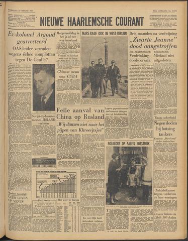Nieuwe Haarlemsche Courant 1963-02-27