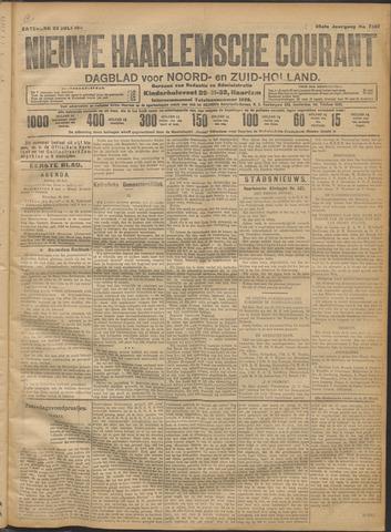 Nieuwe Haarlemsche Courant 1911-07-22