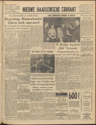 Nieuwe Haarlemsche Courant 1962-02-23