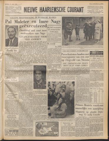 Nieuwe Haarlemsche Courant 1958-06-17