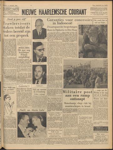 Nieuwe Haarlemsche Courant 1956-01-09