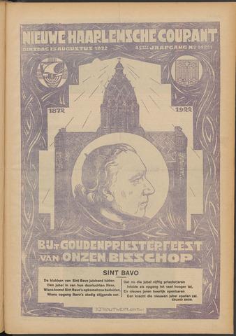 Nieuwe Haarlemsche Courant 1922-08-15