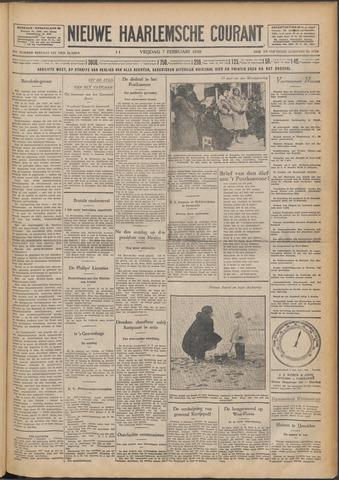 Nieuwe Haarlemsche Courant 1930-02-07