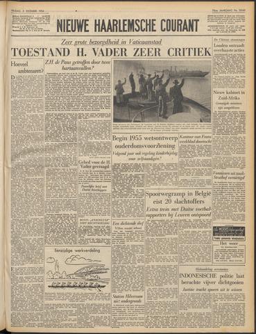 Nieuwe Haarlemsche Courant 1954-12-03