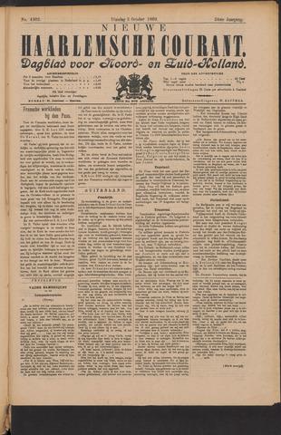 Nieuwe Haarlemsche Courant 1899-10-03