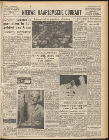 Nieuwe Haarlemsche Courant 1955-09-03