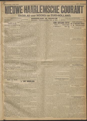 Nieuwe Haarlemsche Courant 1916-05-04