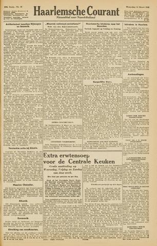 Haarlemsche Courant 1945-03-14